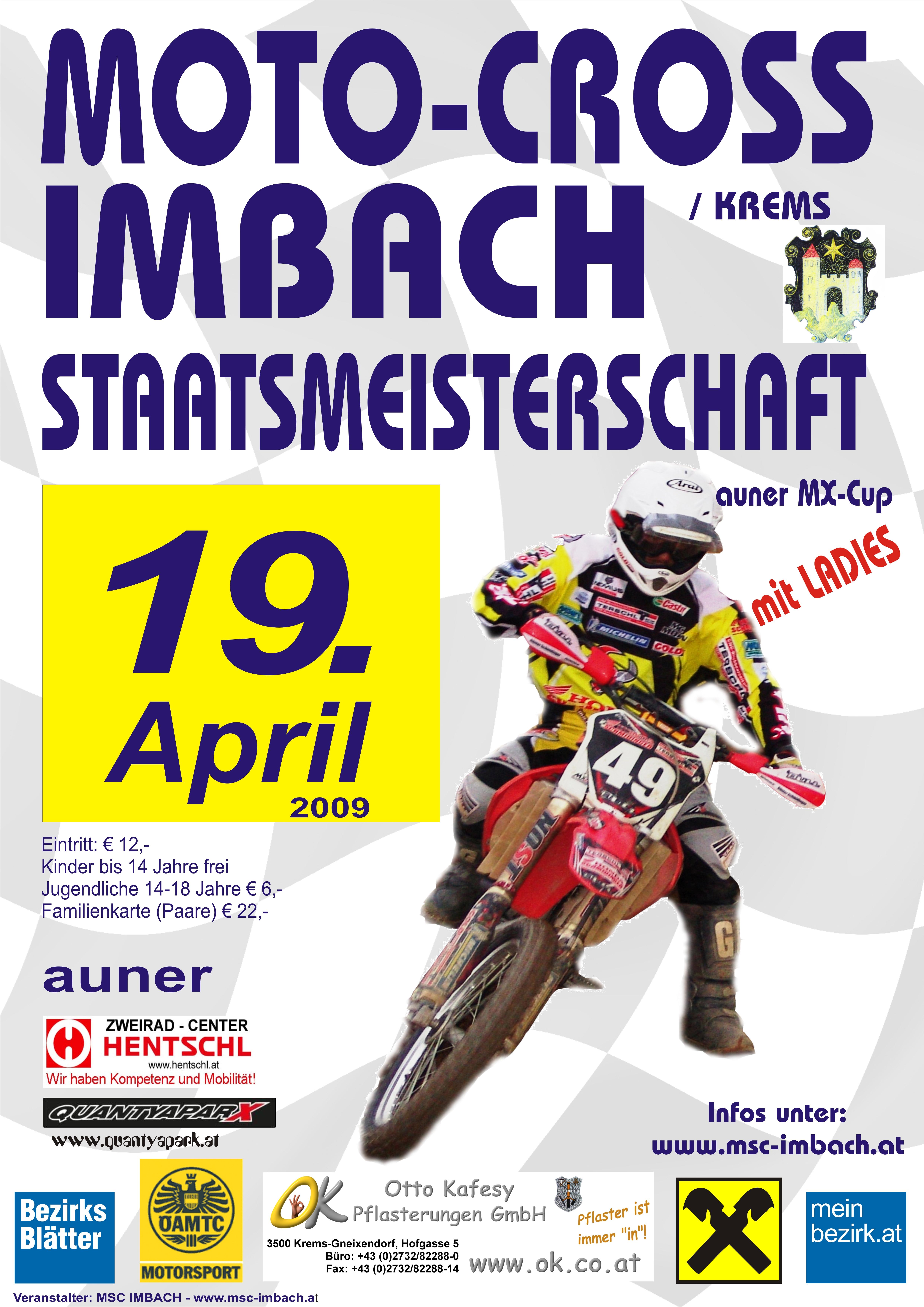 MX 2010 - Veranstaltungstag